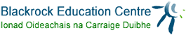 Blackrock Education Centre Logo